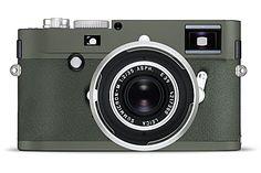 Leica M-P Special Edition Safari. [Foto: Leica]