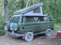 rally vanagon - Google Search