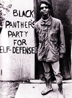 October 1966- The Black Panthers are founded by Huey Newton and Bobble Seale. This militant group was originally founded on the belief that black liberation came from violent revolution.