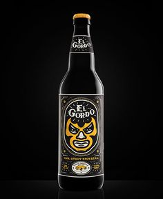El Gordo Bottle - Good People Brewing Co. (Birmingham, AL) recently released this full-bodied imperial stout as part of their Bearded Reserve series.