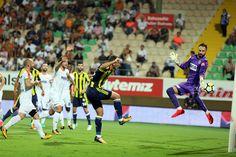 Alanyaspor 1-4 FB Souza'nın asisti, Janssen'in gol vuruşu.