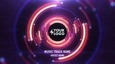 Audio React Tunnel Music Visualizer