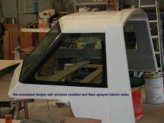 Marshall Design: Hard dodger Sailboat Catalina part 2
