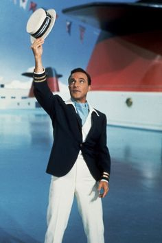 Gene KELLY, great dancer and actor.                                                                                                                                                                                 More