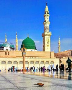 57 Best Gumbad E Khizra Images In 2020 Masjid Madina Mosque