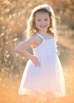 White flower petal bodice dress for girls. Toddler Boutique Clothing, Wholesale Children's Boutique Clothing, Girls Boutique, Tutus For Girls, Cute Girls, Girls Dresses, Easter Outfit, Cute Girl Outfits, Little Girl Fashion