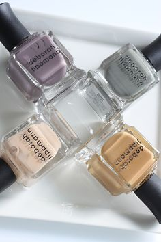 giveaway - Deborah Lippmann Painted Desert Summer 2015 Swatches