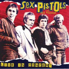 images,The Sex Pistols   Above Photo: I love this ad. It boasts the Sex Pistols Live in Concert ...