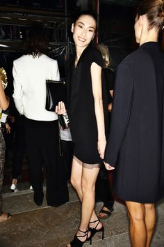 LANVIN The Paris SS15 Fashion Week Backstage - por Sonny Vandevelde | Stefany