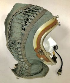 US Military Aviation - Flight Helmets Space Knight, Walking Tall, Golf Wear, Found Object Art, Weird Fashion, True Art, Fashion Gallery, Art Deco Design, Military Fashion