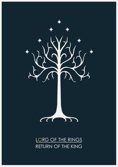 The Lord of the Rings: Return of the King Minimalist