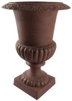 Esschert Design XH67-AR Large French Urn Planter