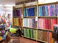 Pins 'N' Needles Quilt Shop -- St. Croix Falls, 126 N. Washington St.