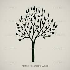 Image result for tree silhouette vector