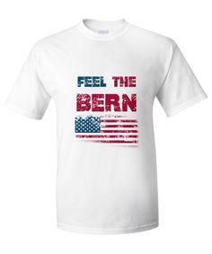 Feel The Bern Flag Shirt feelthebernflagshirt