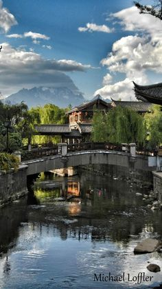 Lijiang, China Michael Loffer