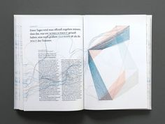 Internet browsers took some concepts from books, like the bookmarks for example. For her design diploma's work in 2010, Maria Fischer did the opposite, she