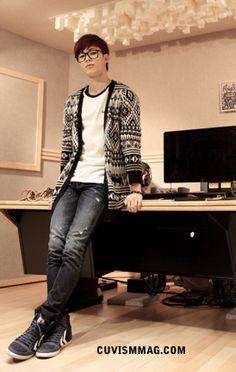 Hongbin ♡ #VIXX - Interview for Cuvism Magazine