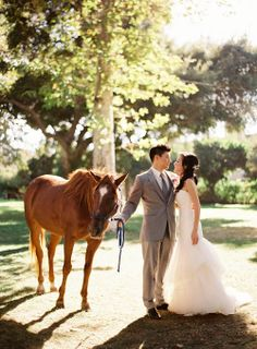 Mindy & Co. Events Calamigos Equestrian Center