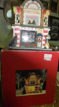 Santas Toy Kingdom Christmas Village House 2006 Forever Gifts