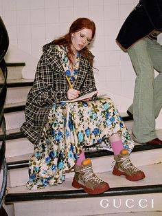 aa5097170f29 11 Best Pre-Fall 2018 Campaign  Gucci Dans Les Rues images