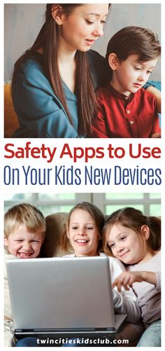Twin Cities Kids Club Blogs: Safety Apps to Use on Your Kids New Devices - Technology has become both widely available and heavily used in most aspects of our lives. As we're sure you've noticed, even kids use technology (and well!) these days. But as with most forms of technology, particularly those associated with the internet, there can be issues of safety. | Safety Apps | Safe Apps For Kids | | Parents | Parenting | Parenting Tips Activities For 2 Year Olds, Indoor Activities, Infant Activities, Step Parenting, Parenting Hacks, Children Toys, Learning Through Play, Twin Cities, 4 Year Olds