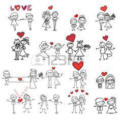 muñequitos de amor - Buscar con Google