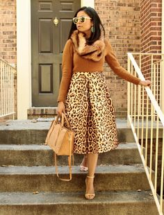 Turning Heads #Linkup-Rich Green Anthro Sweater+ Hair Affair - Elegantly Dressed & Stylish - Over 40 Fashion Blog