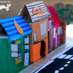 building a city- (Camp Invention)