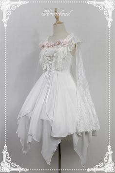 Undead Ballet ~ Gothic Lolita High Waist JSK Dress $89.99 - My Lolita Dress