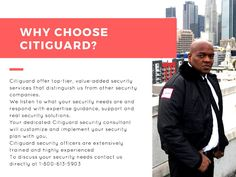 Security Guard Company Los Angeles : Why you should choose Citiguard.