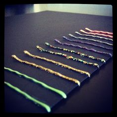 DIY:: Use Old Nail Polish to Make Pretty Bobbie Pins !!
