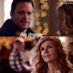 Deacon and Rayna