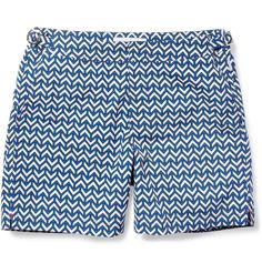 Wearing these swim shorts with my skintone probably isn't a good idea, but I love them anyway