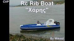CVP - Rc Rib Boat by mikesf