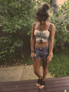 cute summer outfit<3