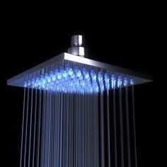 Oasis 700-SSL Luxury Rain Shower Head | FuturisticSHOP.com