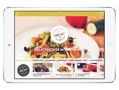 Kitchen Stories iPad Screen