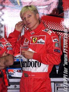 #F1 #Ferrari Mika #Salo 1999