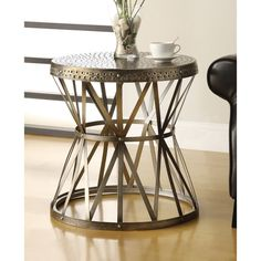 Treasure Trove Accent End Table - Overstock Shopping - Great Deals on Coffee, Sofa & End Tables