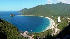 Bahia de Cata | 28 Lugares que comprueban que Venezuela es la más bella del universo
