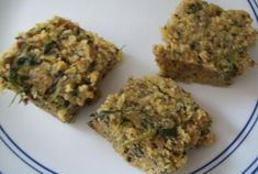 Spinach and Mushroom Pesto Polenta | VegWeb.com, The World's Largest Collection of Vegetarian Recipes