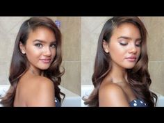 Lana Del Rey/Old Hollywood Hair Tutorial ft. Bellami extensions! - YouTube