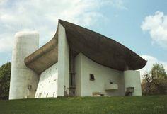 Notre Dame du Haut - Le Corbusier