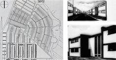 Quartiere Torten a Dessau,Walter Gropius, 1926-28