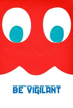Le Bouquinovore: Pac-Man Minimalist
