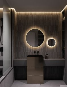 ZK New York on Behance Washroom, Powder Room, Bathroom Ideas, Architecture Design, Toilet, Digital Art, Behance, New York, Mood