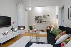 Cosy space for the long winter days