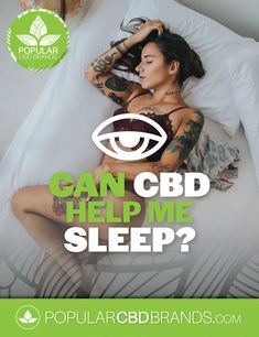 CBD oil helps calm the body and one of its many benefits is its positive effect on sleep and insomnia. Getting a great night's sleep makes all the difference and CBD may help.