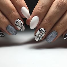 "544 Likes, 1 Comments - @best_manicure.ideas on Instagram: ""Автор @zakharova_nails Follow us on Instagram @best_manicure.ideas @best_manicure.ideas…"""